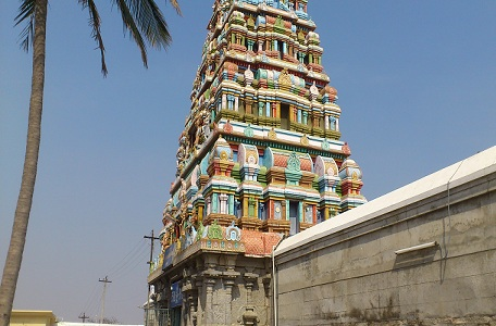 Chandra Choodeswarar Temple – Hosur – Tamil Nadu