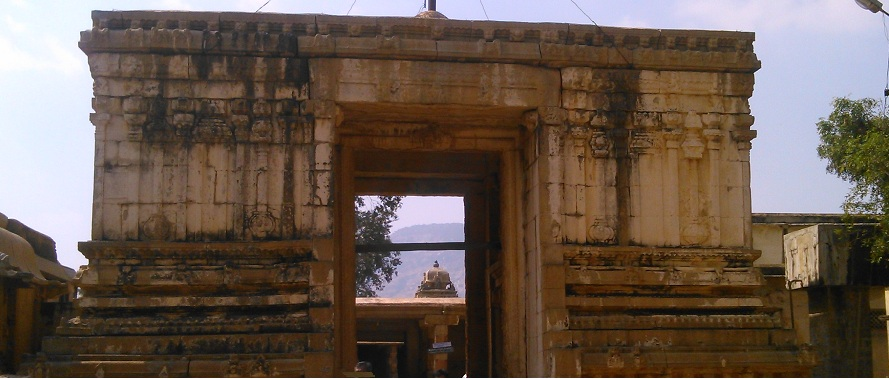 Bhoga Nandeeshwara Temple – Nandi Hills – Chikkaballapur District