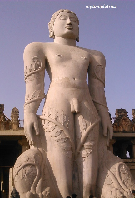 Lord Bahubali Statue