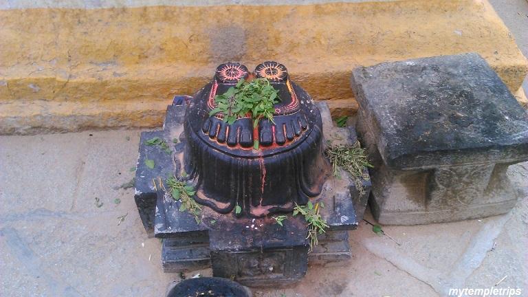 Shri Ranganthaswamy temple  – Shivanasamudra – Karnatka (Madhya Ranga)