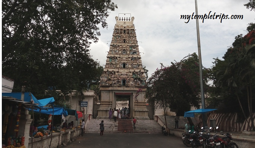 Lord Balaji temples around Bangalore