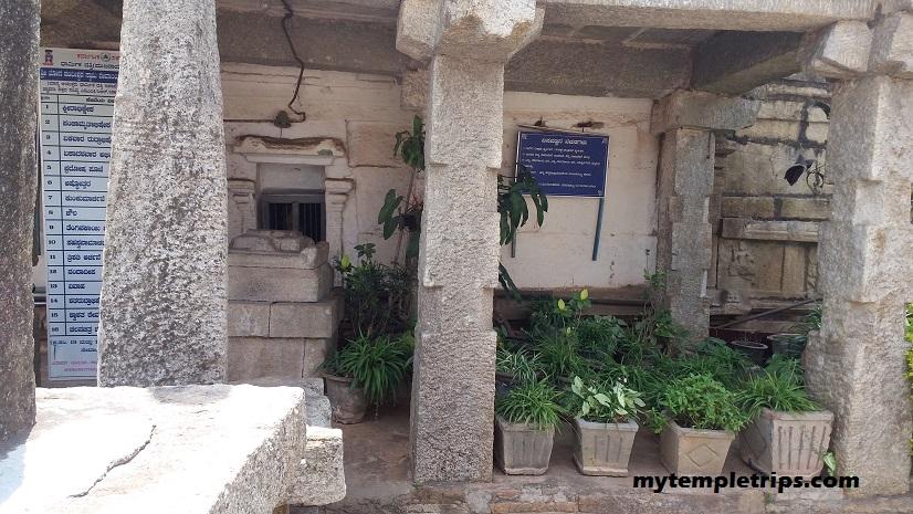 Yoga Nandeeshwara Temple – Nandi Hills – Chikkaballapur District