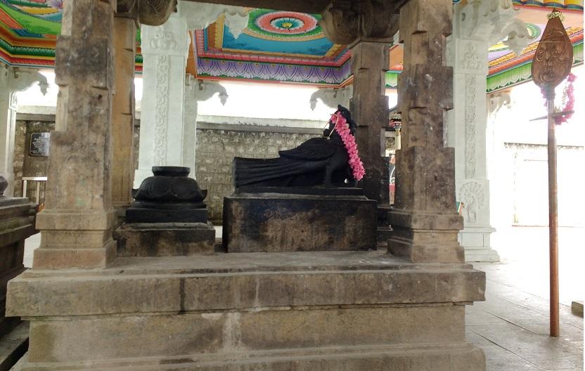 Kurunji Andavar temple – kodaikonal – Tamil Nadu