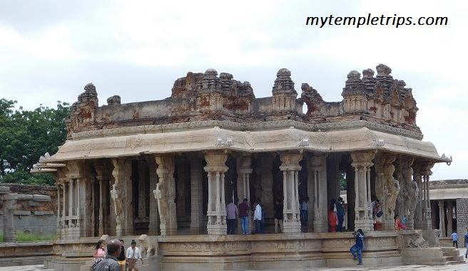 Hampi – A historical and an ancient religious center