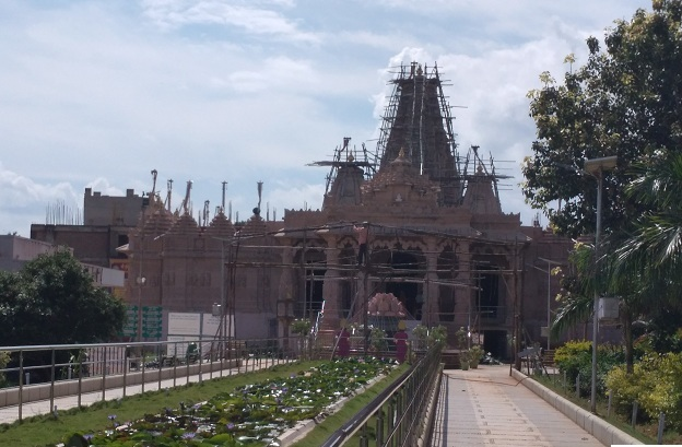 Shri Parshwa Padmavathi Jain Temple - Krishangiri - Tamilnadu
