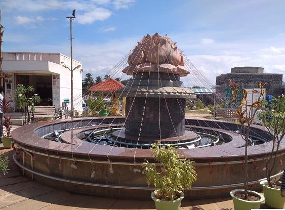 Shri Parshwa Padmavathi Jain Temple – Krishangiri – Tamilnadu
