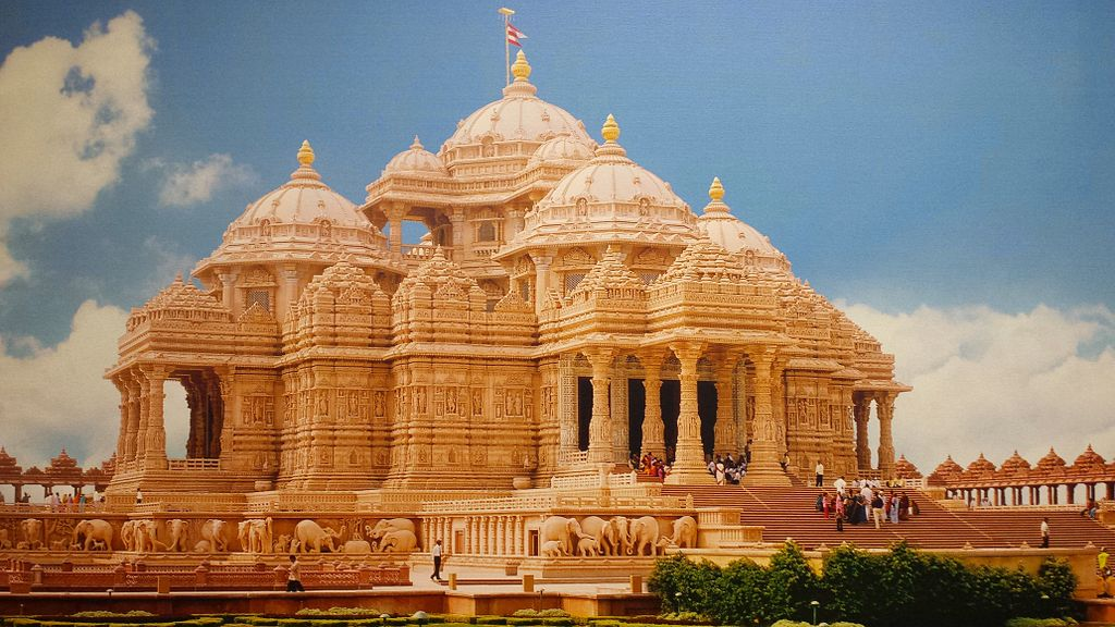 Akshardham temple – A must visit if you are in Delhi