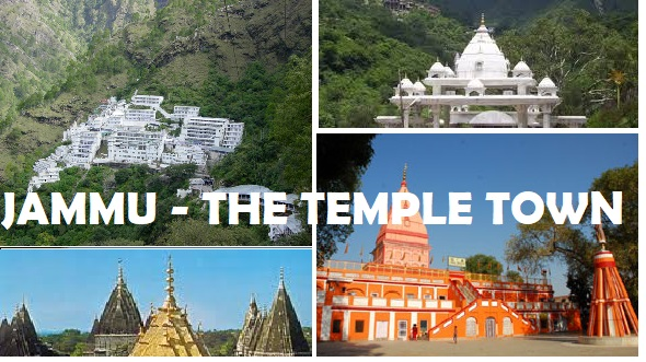 Temple town Jammu – famous temples in Jammu