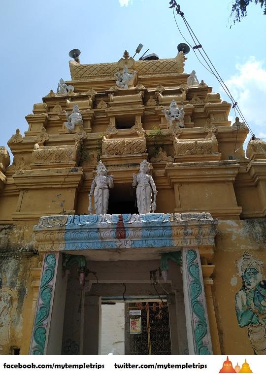 Temples near Bangalore - Sri Varadaraja Perumal Temple, Shoolagiri, Tamil Nadu