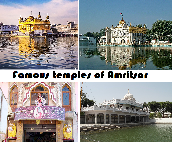 Famous temples of Amritsar