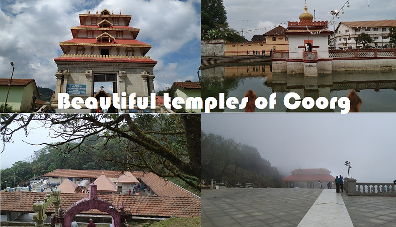 Talakaveri – and other beautiful temples in Coorg