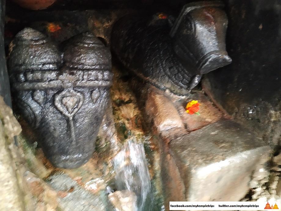 Antharagange Temple - The Dakshin Kashi