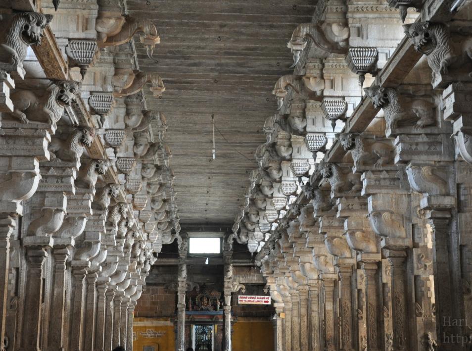 Shri Jambukeswarar Temple