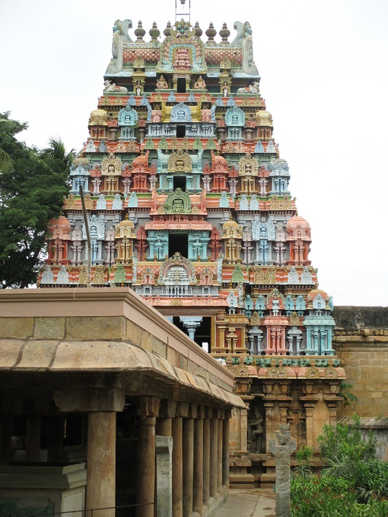 Jambukareswarar temple