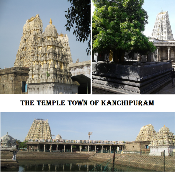 Kanchipuram – The temple town