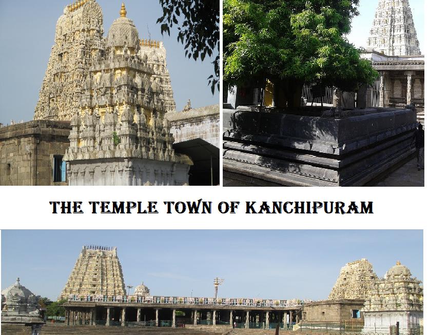 Temples of Kanchipuram