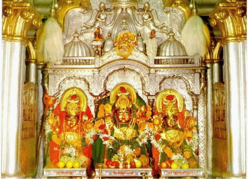 Varamahalakshmi Vrat - Mahalakshmi temple Mumbai