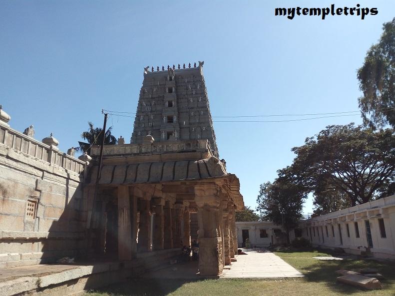 Sri Ranganathasamy temple rangsthala
