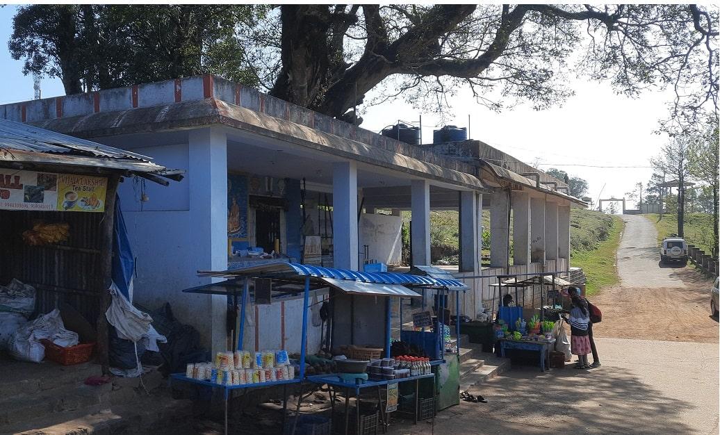 Servarayan Temple (Shevaroy Temple)