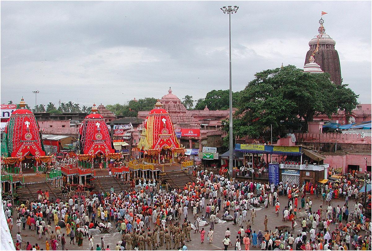 Jagannath Puri Temple Rath Yatra