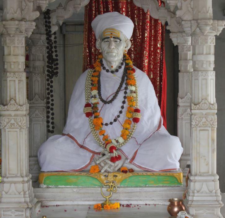 Sant Kheteshwara Ji  kheteshwar mandir | kheteshwar Dham - Bhramdham Asotra
